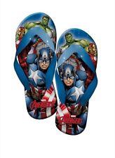 Disney Marvel Avengers Zehentrenner Strandschuhe Sandalen Badeschuhe NEU