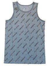 Men's NIKE Dri-Fit Basketball Training Tank Top Grey (AJ9250-063) $30