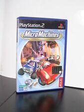 MICRO MACHINES GIOCO PS2 USATO BUONO STATO ITALIANO 20058