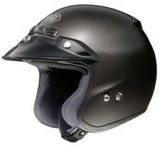 Shoei RJ Platinum-R Black Motorcycle Helmet
