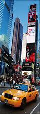 Carta dipinto per porta inganna l'occhio decocrazione New York ref 212