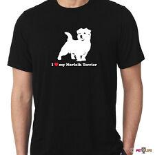 I Love My Norfolk Terrier Tee Shirt