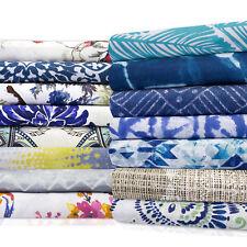 3-Piece Duvet Cover Set Printed Patterns Florals, Geometrics - 15 Styles