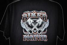 Biker Forever, chopper, Harley, Cafe Racer, T-shirt, s-5xl, HD, DUCATI, BMW, HONDA