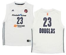 WNBA Kids Indiana Fever Katie Douglas #23 Chase Jersey, White