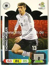 Adrenalyn XL EURO EM 2012 - Thomas Müller - Deutschland