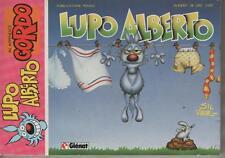 silver LUPO ALBERTO n.24 glenat  originale