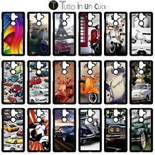 Custodia cover RIGIDA NERA per Nokia 9 -sb  Design _240_257