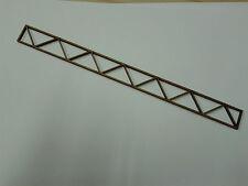 Modelismo De Ferrocarriles Diseño Corte Con Laser Viga Pieza 3mm MDF