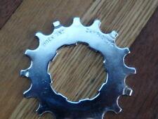 Campagnolo 8 Speed Mtb/Road Bike Cassette Cog 16T C Record era Vintage Bike NOS