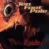 Ten Foot Pole - Insider  (CD, Oct-2004, Epitaph (USA))