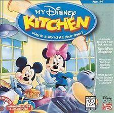 My Disney Kitchen, Good Windows 95, Windows 98, Pc, Mac Video Games