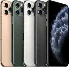 APPLE IPHONE 11 PRO 64GB 256GB 512GB GRAY GOLD GREEN SILVER FACTORY UNLOCKED