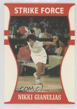 1991 Little Sun Ladies Bro Bowling Tour Strike Force #3 Nikki Gianulias Card