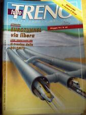 Tutto Treno 65 1994 Storia ferrovia Cortina d'Ampezzo
