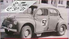 Calcas Renault 4-4 4CV Le Mans 1949 57 1:32 1:43 1:24 1:18 64 87 slot decals