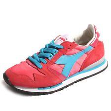 B0363 sneaker donna DIADORA HERITAGE scarpe fucsia shoes woman