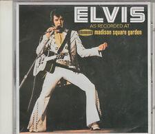Elvis Presley CD MADISON SQUARE GARDEN ( JAPAN PRESSUNG)  RCA 1990