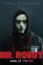 SIGNOR Robot Poster televisione TV a4 a3 ART PRINT DESIGN