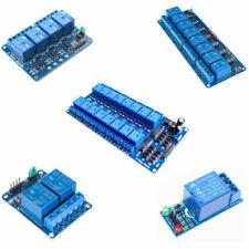 1/2/4/6/8 Kanal Relais Board Modul Optokoppler LED Mode ARM für Arduino AVR P9I6