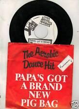 The Aerobic Dance Hit Papa´s got a brand new pig bag