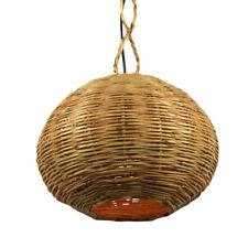 marokkanische Rattanlampe orientalische Hängelampe Korblampe Orientlampe Saba