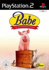 Ein Schwein Namens - Babe  (Playstation 2)  Neuware     New