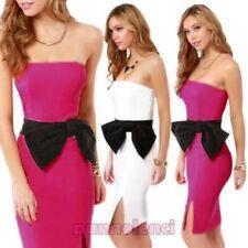Minirobe robe fourreau femme maxifiocco robe de cérémonie elegante neuf DL-850