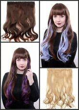 50cm ondulato One-Piece clip-In-Extensions Capelli rinnovo capelli parte - 18 colori