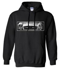 Mercedes Benz 300SL Gull Wing Car Sweatshirt, Sports Car hooded sweater