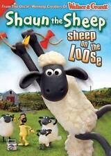 Shaun The Sheep: Sheep On The Loose (DVD) - Buy 10 - Free Shipping!!