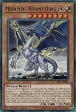 Metaphys Tyrant Dragon CIBR-EN026 Yu-Gi-Oh Rare Card 1st Edition Mint New