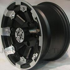 1) Mini-Truck RIM WHEEL 12x7 4/100 4+3 Vision 393 LOCK OUT MBML DOT