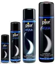 Pjur Aqua Water Based Personal Lubricant 30ml, 100ml, 250ml, 500ml