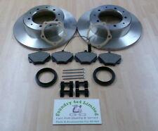 Land Rover Discovery 1 200/300Tdi & V8 Rear Brake Disc & Pad Kit  FK0131