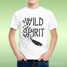 T-Shirt bébé Garçon Esprit Libero Sauvage Spirit Idée Cadeau