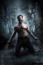 64648 The Wolverine Hugh Jackman Wall Print Poster CA