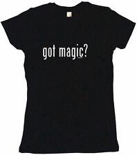 Got Magic Womens Tee Shirt Pick Size Color Petite Regular