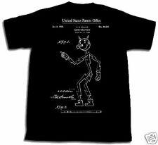 REDDY KILOWATT PATENT SHIRT tshirt S M L XL 2XL 3XL Ready Redy Kilowat