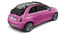 FIAT 500 ROSE touch up pen / peinture. petites 8ml baignoire de peinture rose véritable.