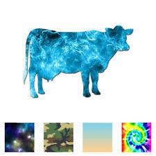Cow Milk Dairy - Vinyl Decal Sticker - Multiple Patterns & Sizes - ebn2800