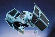 Revell Model Easy Kit STAR WARS Darth Vader Tie Advanced Fighter Trilogy 6655