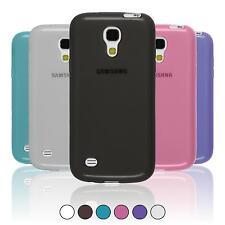 Coque en Silicone Samsung Galaxy S4 Mini Plus I9195 transparent