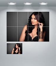 Esha Gupta Bollywood Actress Model Giant Wall Art poster Print