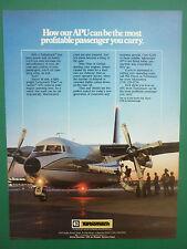9/1982 PUB TURBOMACH SAN DIEGO TITAN II GEMINI APU SYSTEM AIRCRAFT ORIGINAL AD