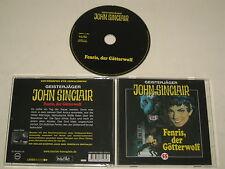 GEISTERJÄGER JOHN SINCLAIR/FENRIS, DER GÖTTERWOLF(55)(TONPOOL/LÜBBE AUDIO) CD