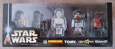 Star Wars TRU Toys R Us 5pack Exclusive 100% Bearbrick by MEDICOM Toy