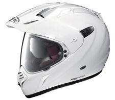 X-Lite X551 GT Dual Sport Motorcycle Helmet - White