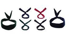 Plain Velvet Wire Headband Head Wrap Bendy Wired Hairband Twist Wired Head Tie