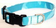 Teal Camo (#118) - Cat Collars, Min Pin, Papillon, Cairn Terrier, Bearded Collie